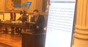En Congreso, Morena pide a INE resolver queja contra IEE por elección de 2018