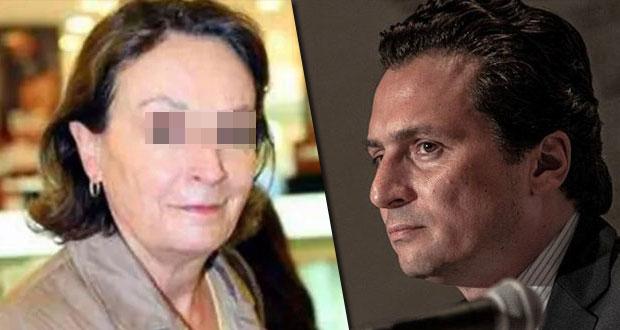 Pese a amparo, FGR va por extraditar a madre de Lozoya de Alemania