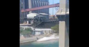 Grupo México derrama 3 mil litros de ácido sulfúrico en Mar de Cortés