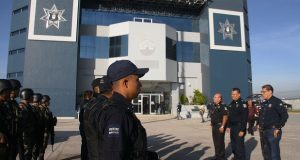 Guardia Nacional entabla diálogo con Ssptm de San Andrés Cholula