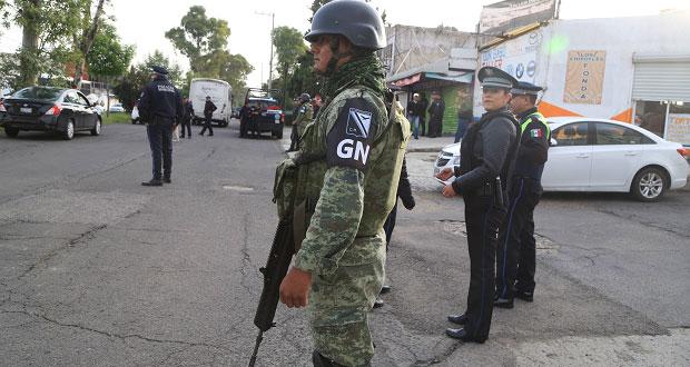 GN no funcionará sin reforzar policías municipales y estatal: Baños