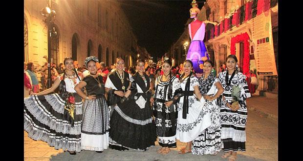 Antorcha invita a asistir a la Guelaguetza el 24 de julio en Atlixco