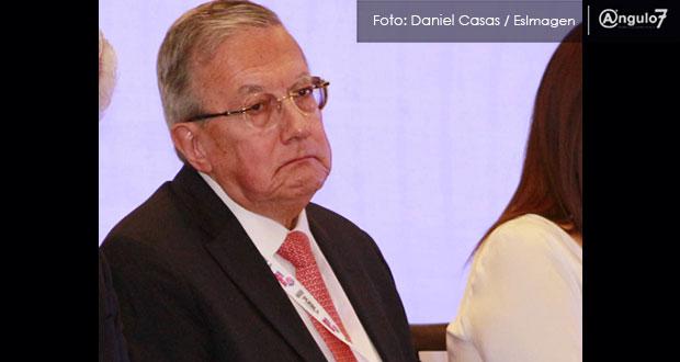 Argüelles ya no va a la Secretaría de Salud; declina por razones personales