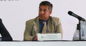 Helidoro Luna reemplazaría a Cortés como secretario de Infraestructura