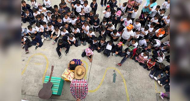 IMSS celebra semana nacional de prestaciones sociales en Puebla