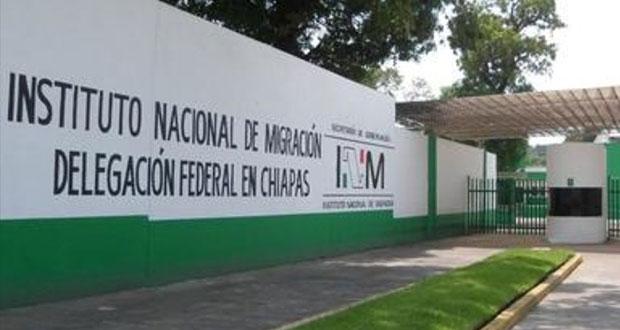 Urgen atender brote de varicela entre migrantes albergados en Chiapas