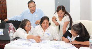 IPM capacita a 17 municipios para atender violencia contra mujeres