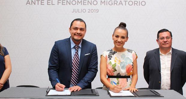 IPM e IPAM promueven desarrollo de las mujeres ante migración