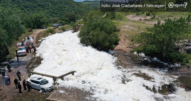 Tras 5 días, hallan cuerpo de Ignacio, quien cayó al canal de Valsequillo