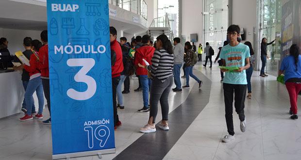 Inicia en la BUAP inscripción de alumnos de nuevo ingreso