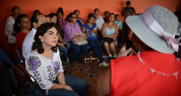 Ivonne Ortega pide que priistas elijan libremente a dirigentes