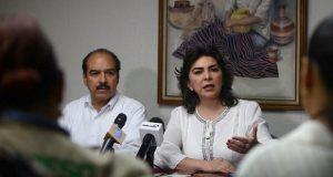 Ivonne Ortega apuesta por la militancia para llegar al CEN del PRI