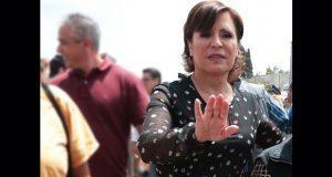 Juez suspende posible orden de aprehensión contra Rosario Robles