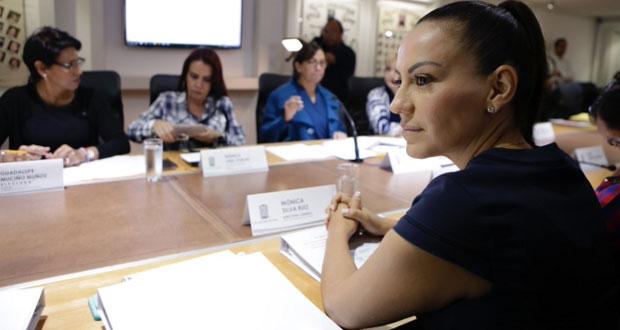 IPM va con el 65.2% de avance para atender violencia de género en Puebla