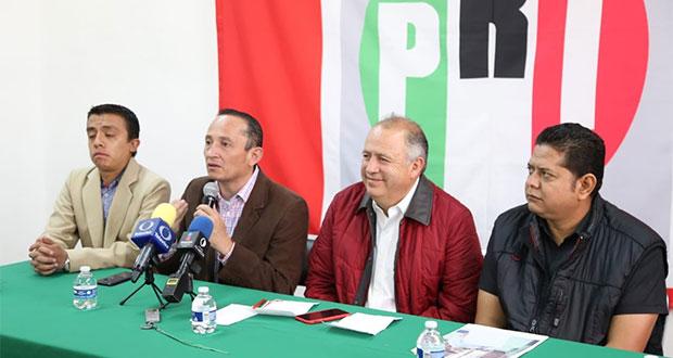 Congreso local debe sancionar a Islas por coacción del voto en Tepeojuma: PRI