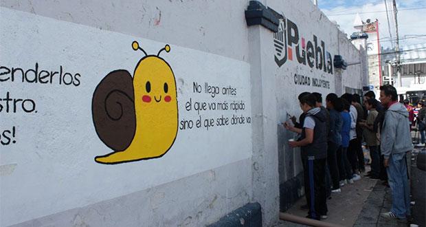 Imacp recupera espacios en Tres Cruces y San Baltazar Campeche