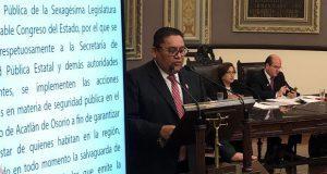 Plantean subir hasta 70 años de prisión pena por secuestro en Puebla