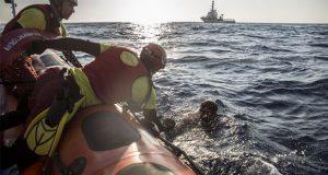 España busca criminalizar a quienes salvan vidas en el Mediterráneo