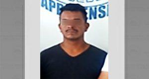 Detienen a acusado de secuestrar y violar a menor en Xochimehuacan