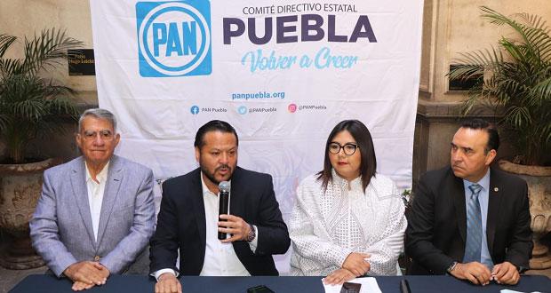 PAN exige a AMLO aclarar caso de Baja California ante acusaciones