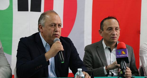 PRI inicia proceso de expulsión a Barahona, Soto y otros 2