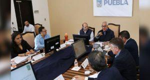 Pacheco Pulido reconoce y agradece el trabajo de su gabinete