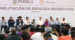 in distinción de partidos, a trabajar por Puebla: Pacheco