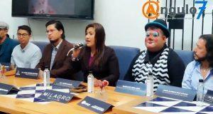 Payasos exigen al Imacp poder dar su show sábados y domingos