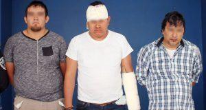 Policía de San Andrés Cholula detiene a 3 en la Atlixcáyotl por robo