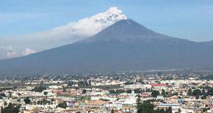 Popocatépetl registra 76 exhalaciones; sin cambios importantes: PC
