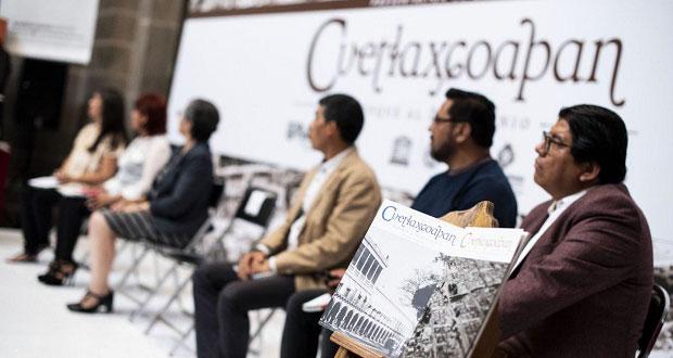 """Relanzan revista """"Cuetlaxcoapan"""" sobre el patrimonio de Puebla"""