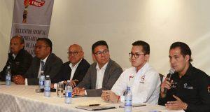 Empresarios dejan de lado a sindicatos pequeños en Puebla: FROC