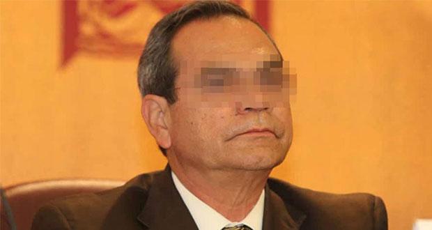Cae general Herrera, exjefe de seguridad de Pemex, por huachicol