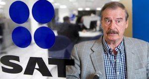 SAT confirma a expresidente deudor y va contra él; sería Vicente Fox
