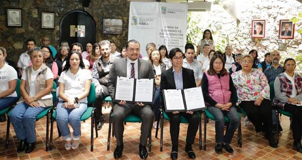 SGG e IEEA brindan educación básica a paisanos en EU