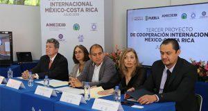 SGG mantiene colaboración con Costa Rica para investigación espacial