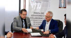 SGG y Canacintra van por facilitar reintegración de migrantes a vida laboral