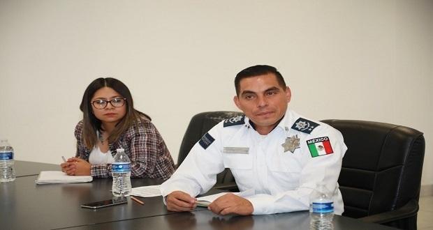 Designan en San Andrés Cholula al nuevo titular de la Ssptm. Foto: Twitter