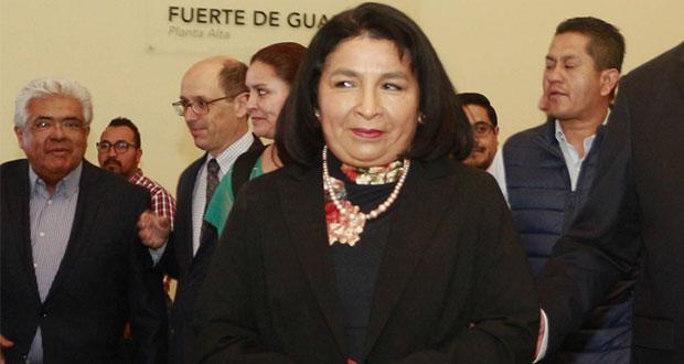 Secretaria de Salud, dispuesta a dar informe en Congreso de Puebla