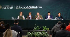 Semarnat investiga a Grupo México por 22 accidentes contra ambiente