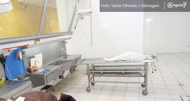 Puebla tendrá primer Panteón Forense para identificar cuerpos de desaparecidos