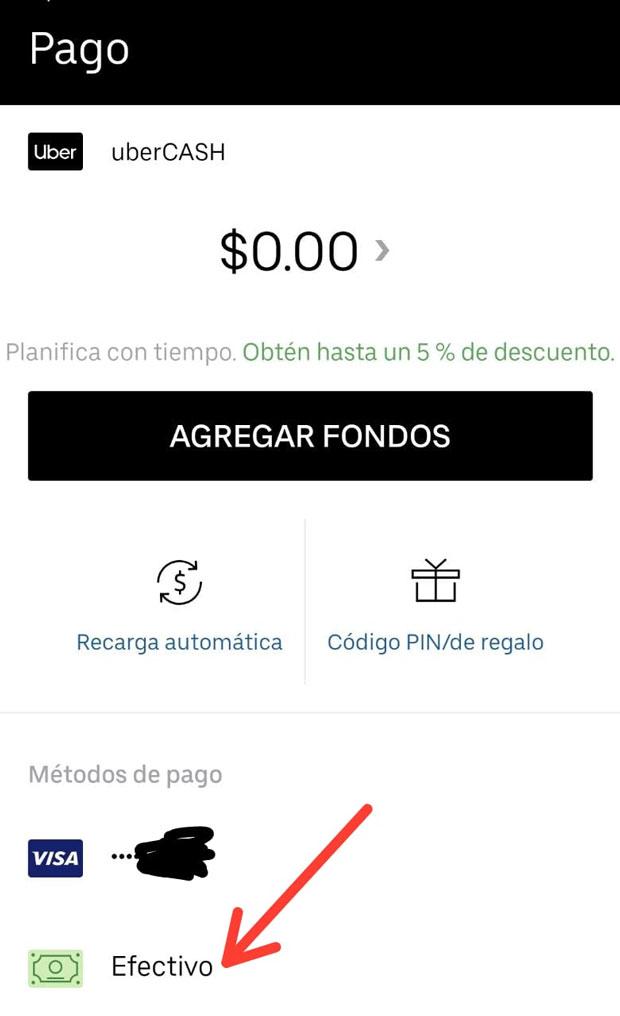 Tras año y medio, Uber vuelve a cobrar en efectivo en Puebla