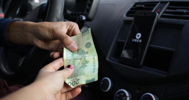 Tras año y medio, Uber vuelve a cobrar en efectivo