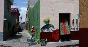 """Llegará """"Ciudad Mural"""" a La Resurrección, Azumiatla y La Margarita"""