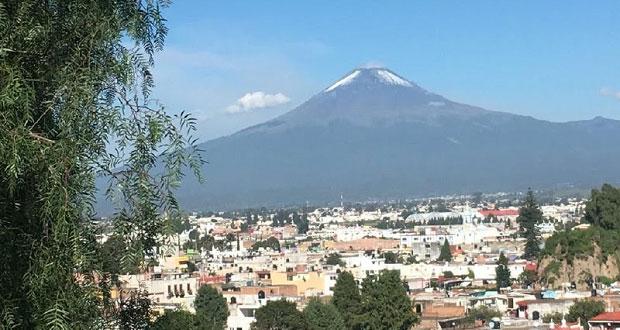 Estable, actividad del Popocatépetl: Protección Civil