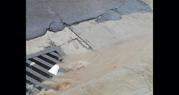 IMSS exhorta no hacer contacto con agua contaminada en inundaciones