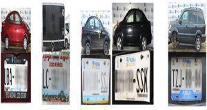 Recuperan 5 autos robados en distintas zonas de la Angelópolis