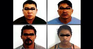 En Edomex, cae banda de secuestradores; 3 integrantes son militares