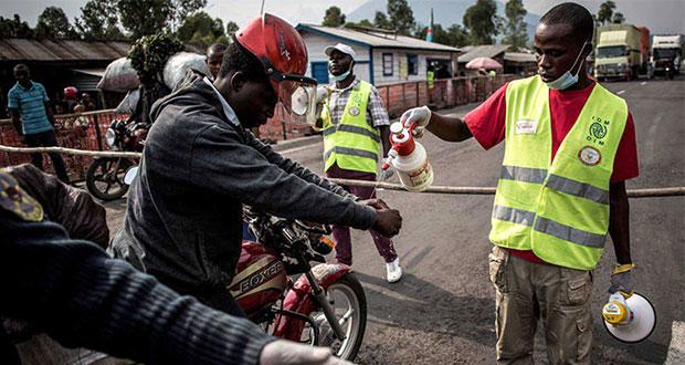OMS declara emergencia mundial por brote de ébola en el Congo