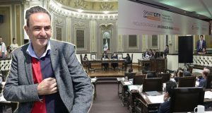 Estefan comparecerá en el Congreso local por uso de 36 mdp para Smart City